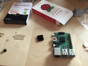 Raspberry Pi B+ Bundle